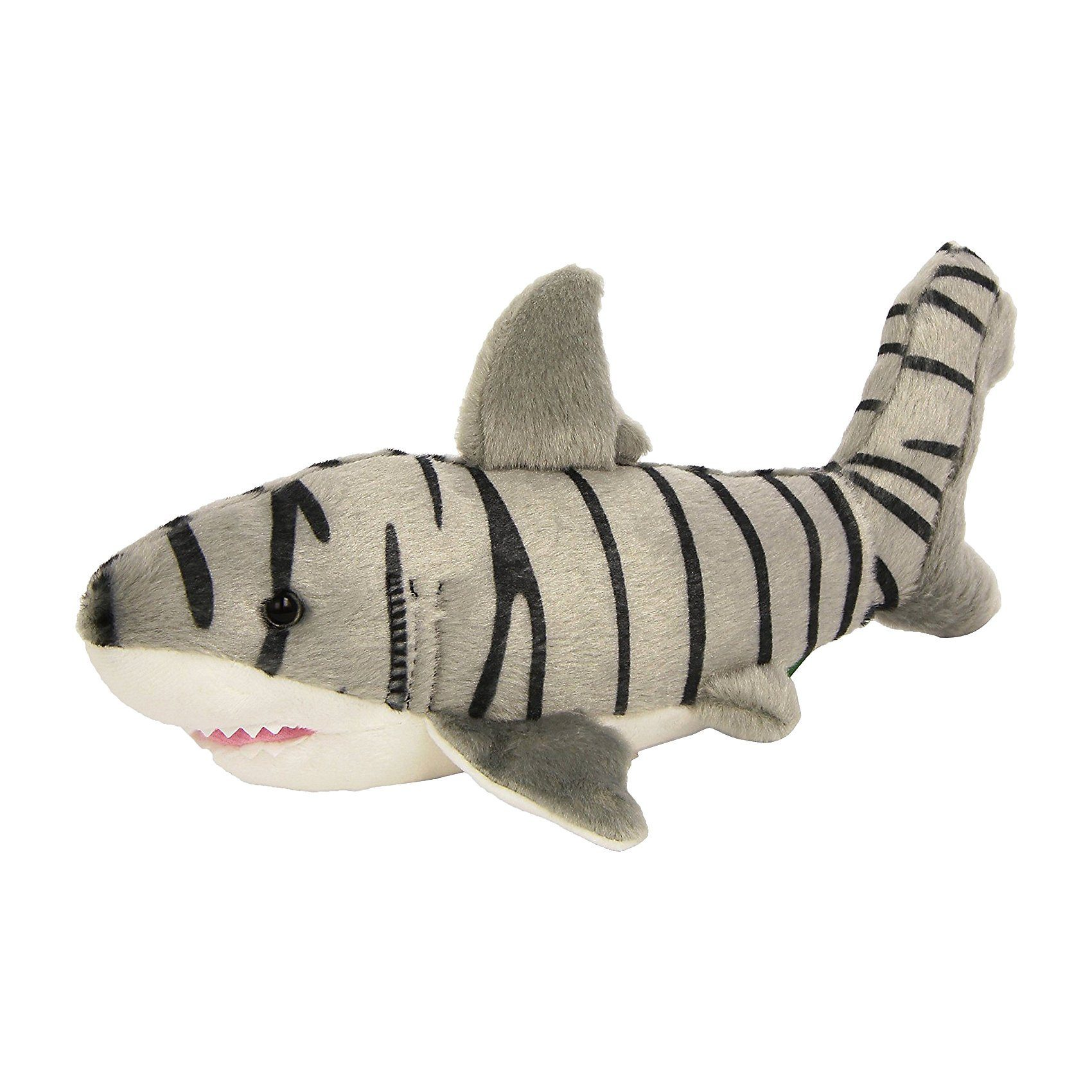 WILD REPUBLIC    Cuddlekins Mini Tiger Hai 25cm