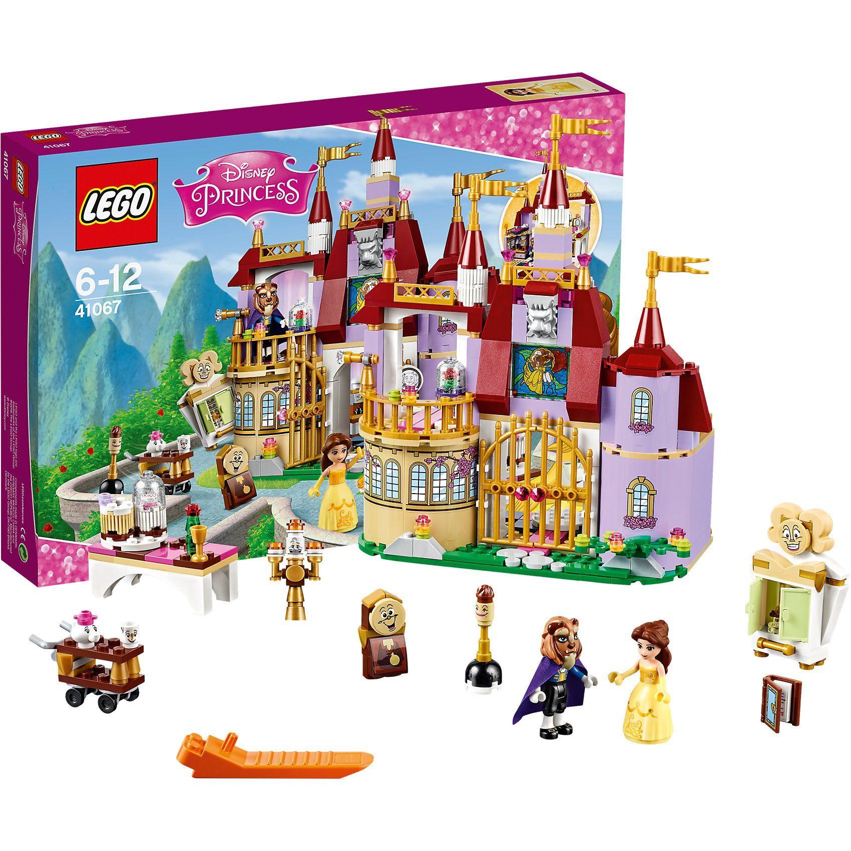Lego® 41067 Disney Princess: Belles bezauberndes Schloss