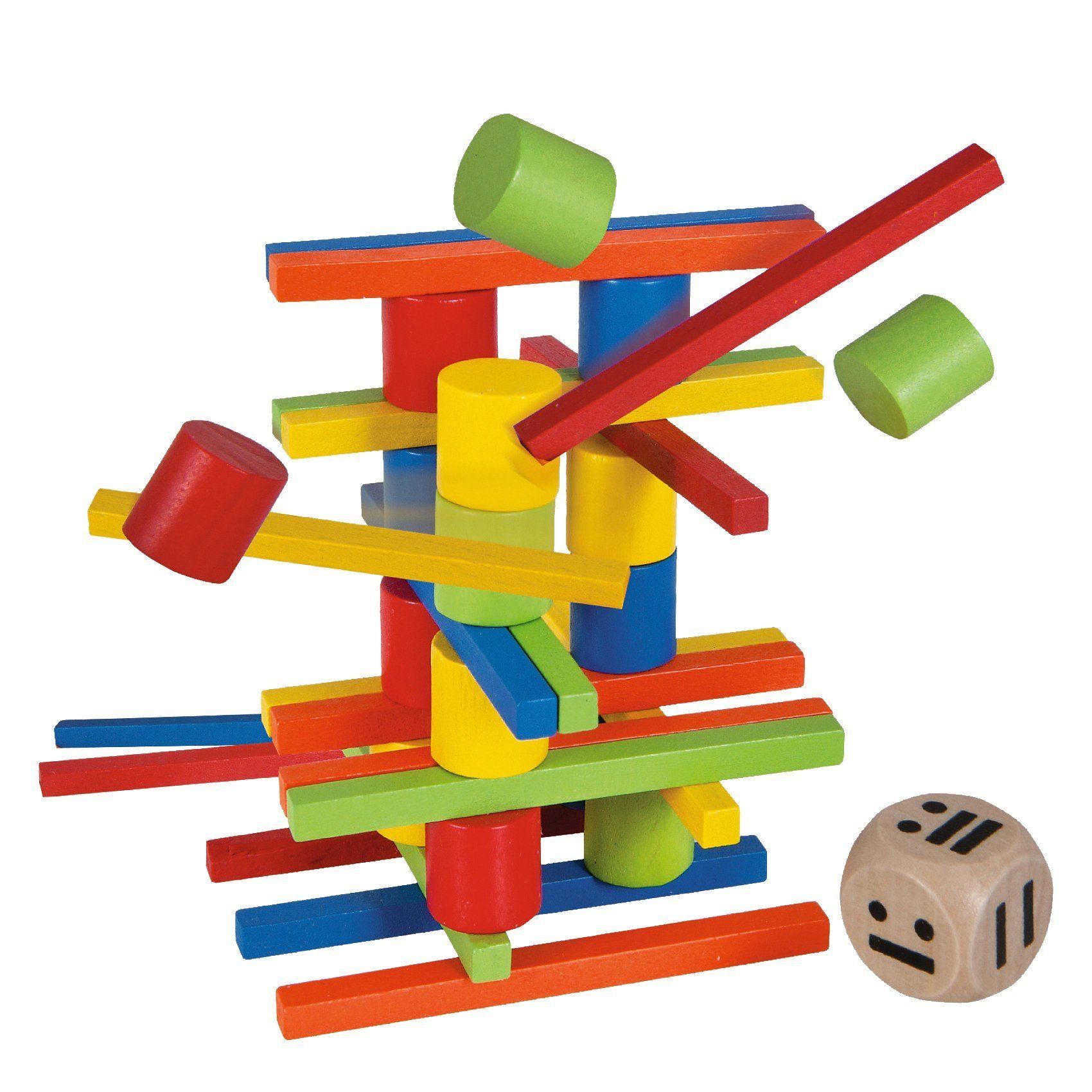 Heros Stapelspiel Turm