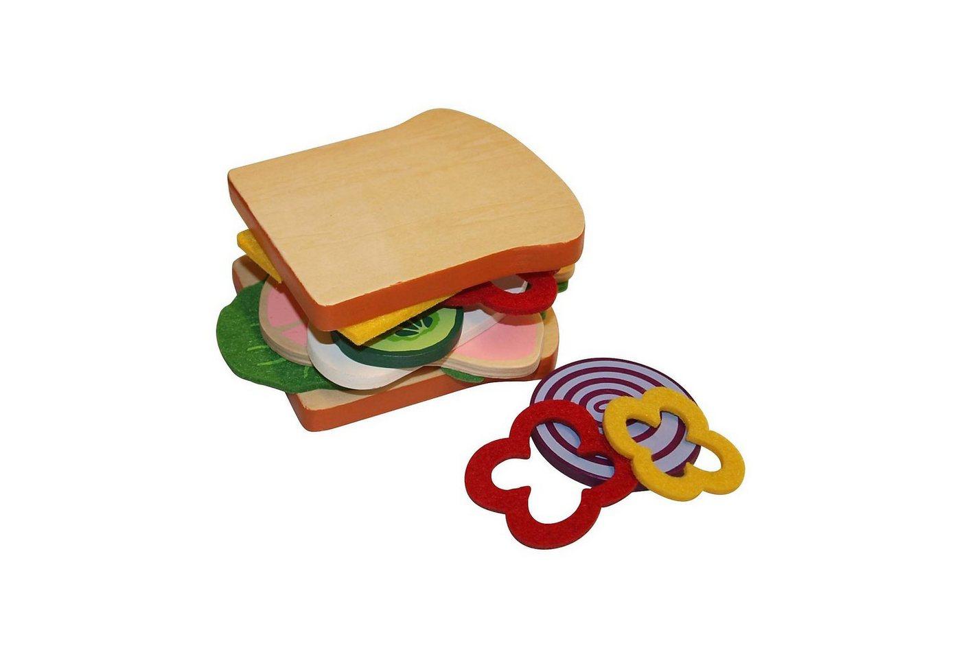 Beluga Spiellebensmittel Food Bag Fresh  und  Yummy Sandwich