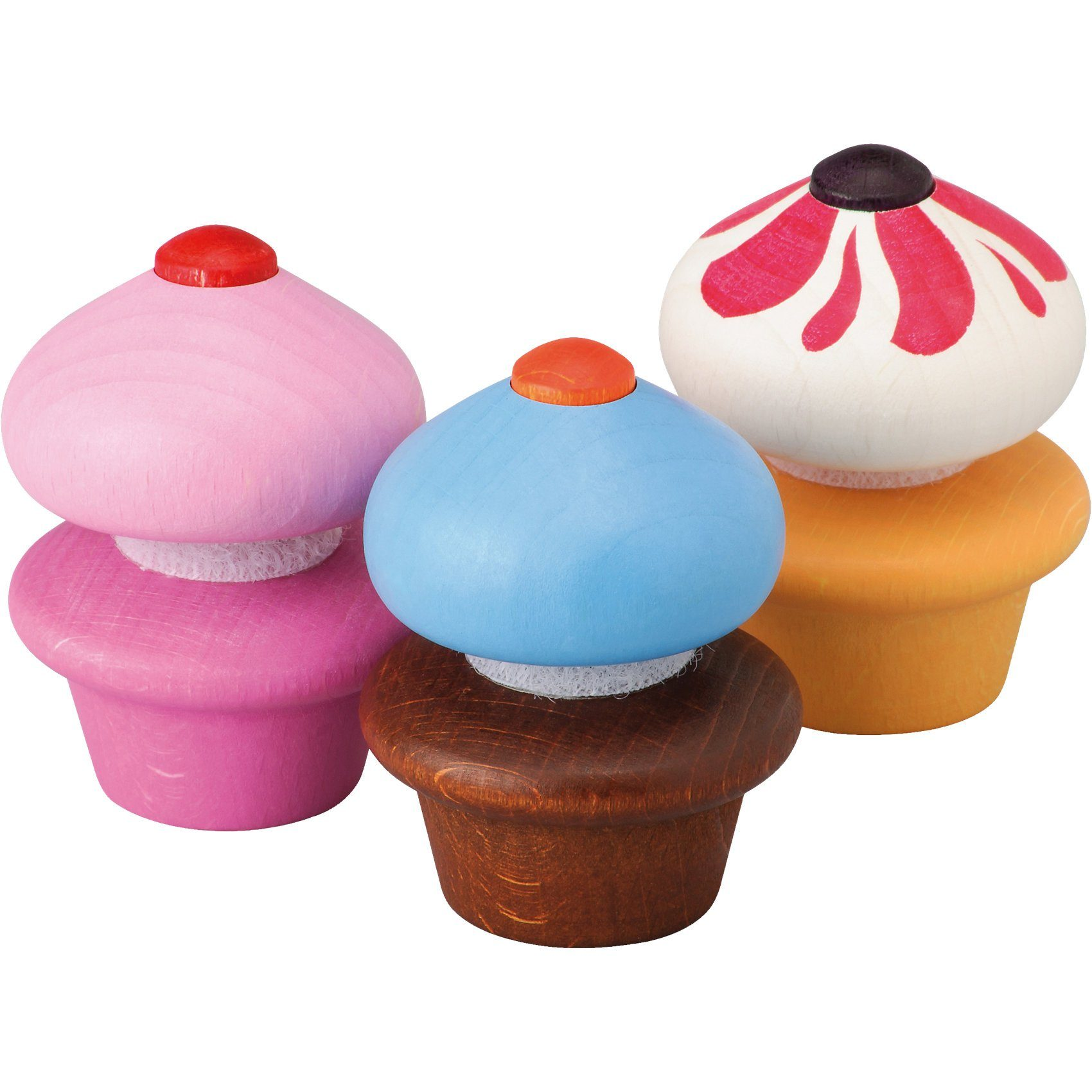 Erzi® Spiellebensmittel Cupcakes