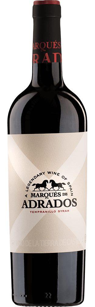Rotwein aus Spanien, 14,0 Vol.-%, 75,00 cl »2014 Marqués de Adrados«
