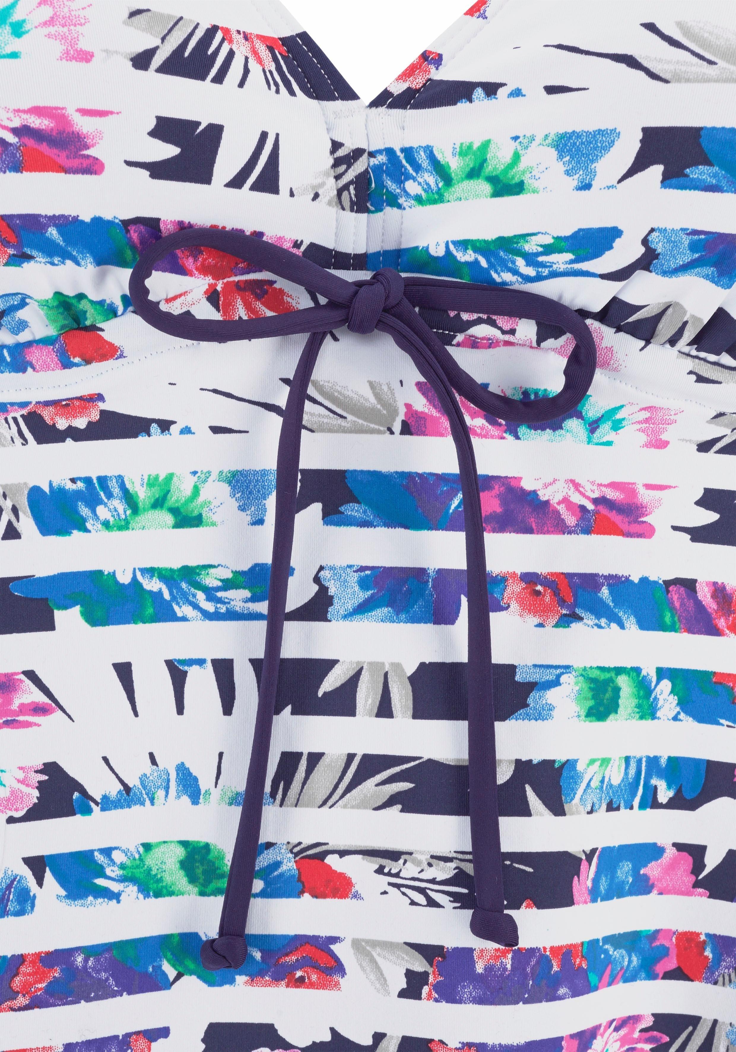 sunseeker Bügel-Tankini im trendigen Tropical-Print | Bekleidung > Bademode > Tankinis | Sunseeker