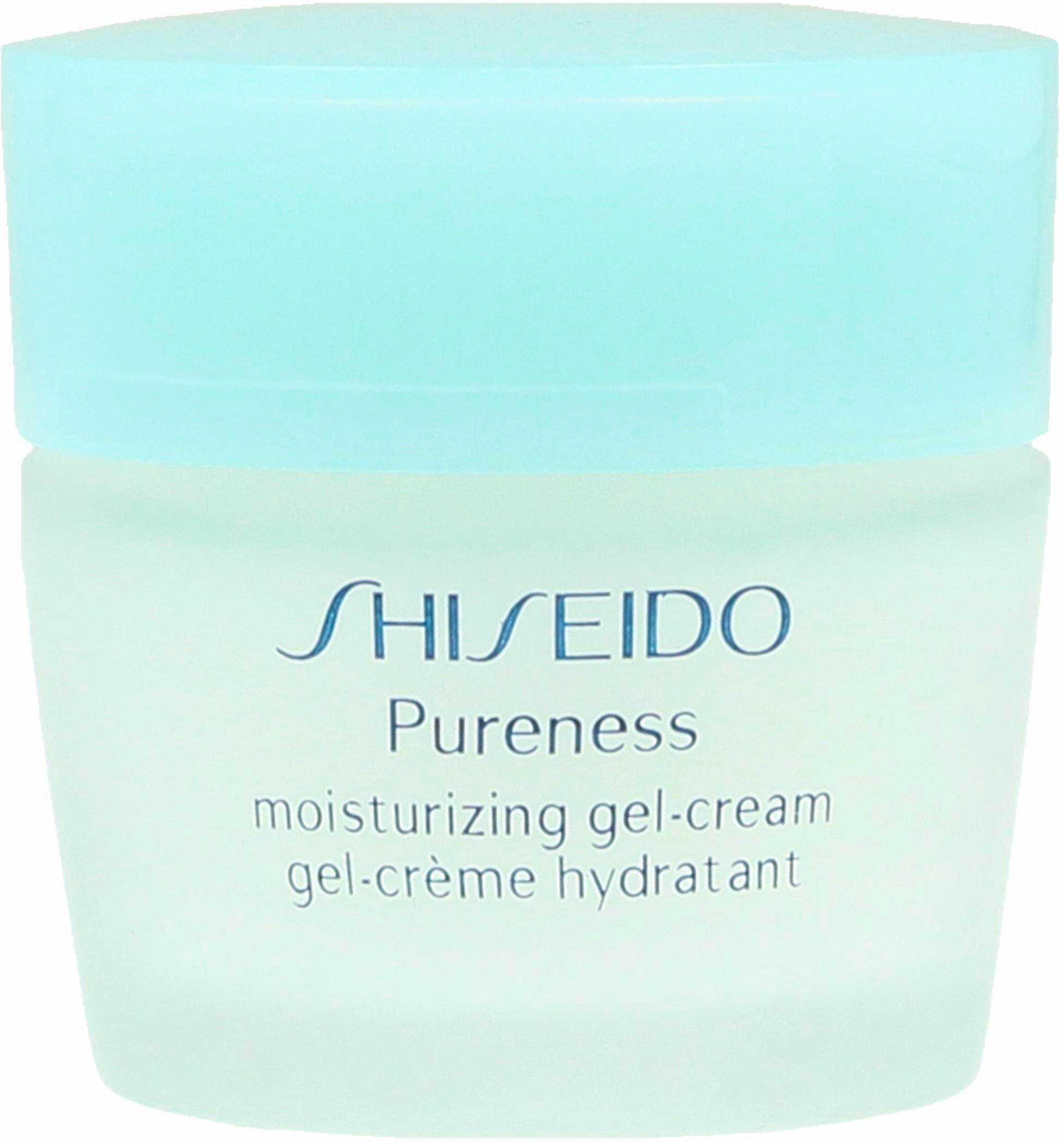 Shiseido, »Pureness Moisturizing Gel-Cream«, Gesichtscreme