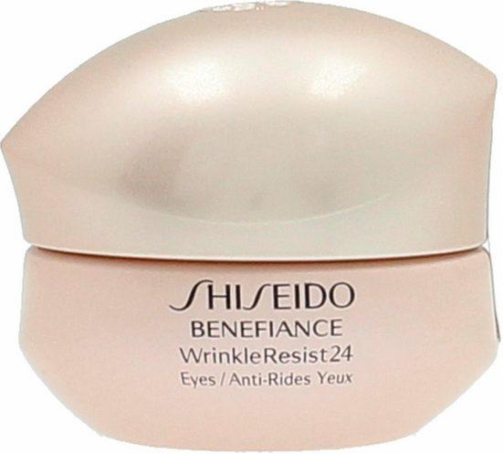SHISEIDO Augencreme »Benefiance WrinkleResist 24 Intensive Eye Contour Cream«