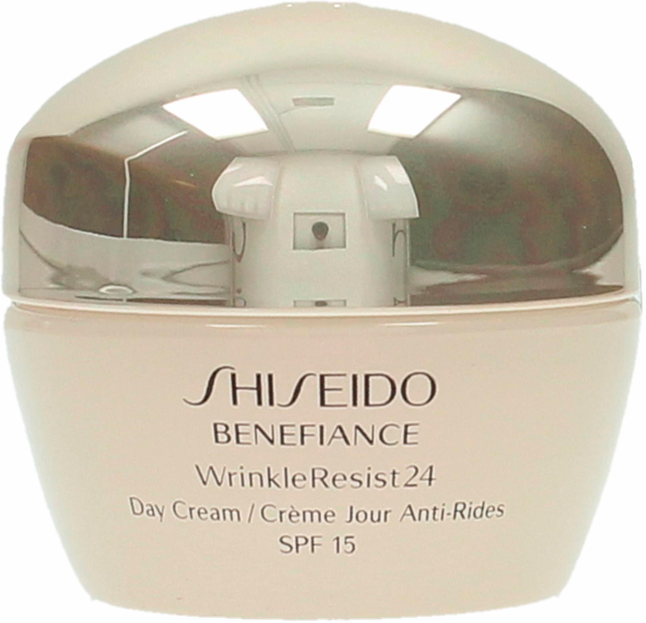Shiseido, »Benefiance WrinkleResist 24 Day Cream«, Gesichtscreme