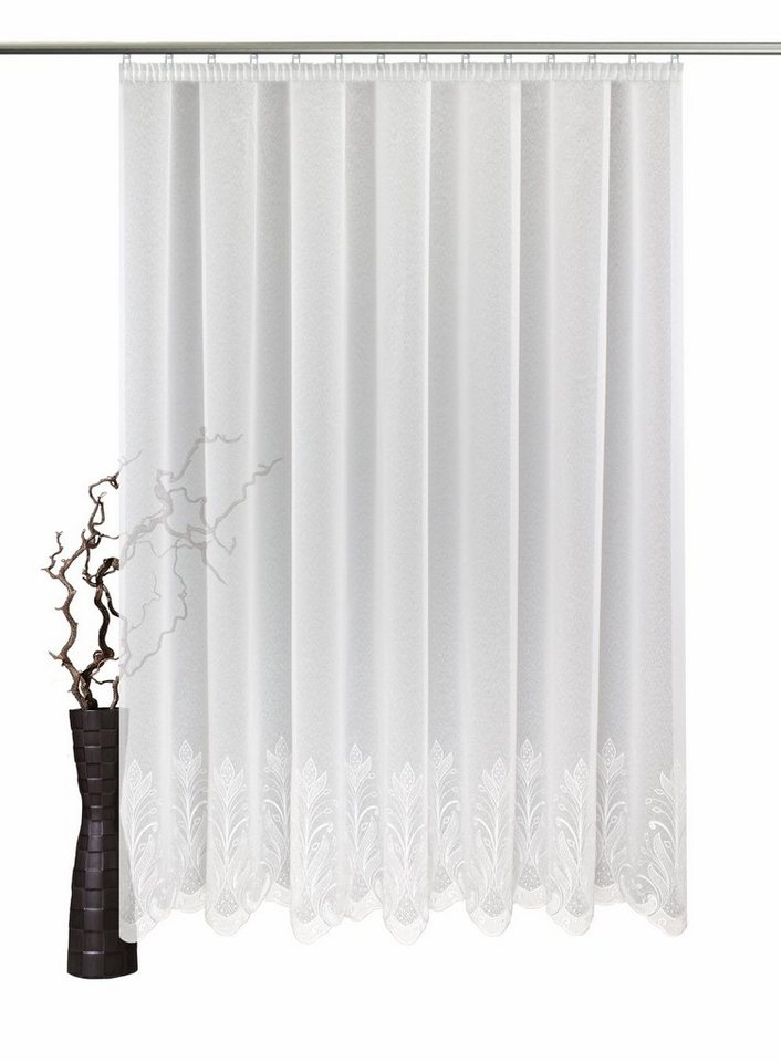 gardine nach ma angelique vhg kr uselband 1 st ck. Black Bedroom Furniture Sets. Home Design Ideas