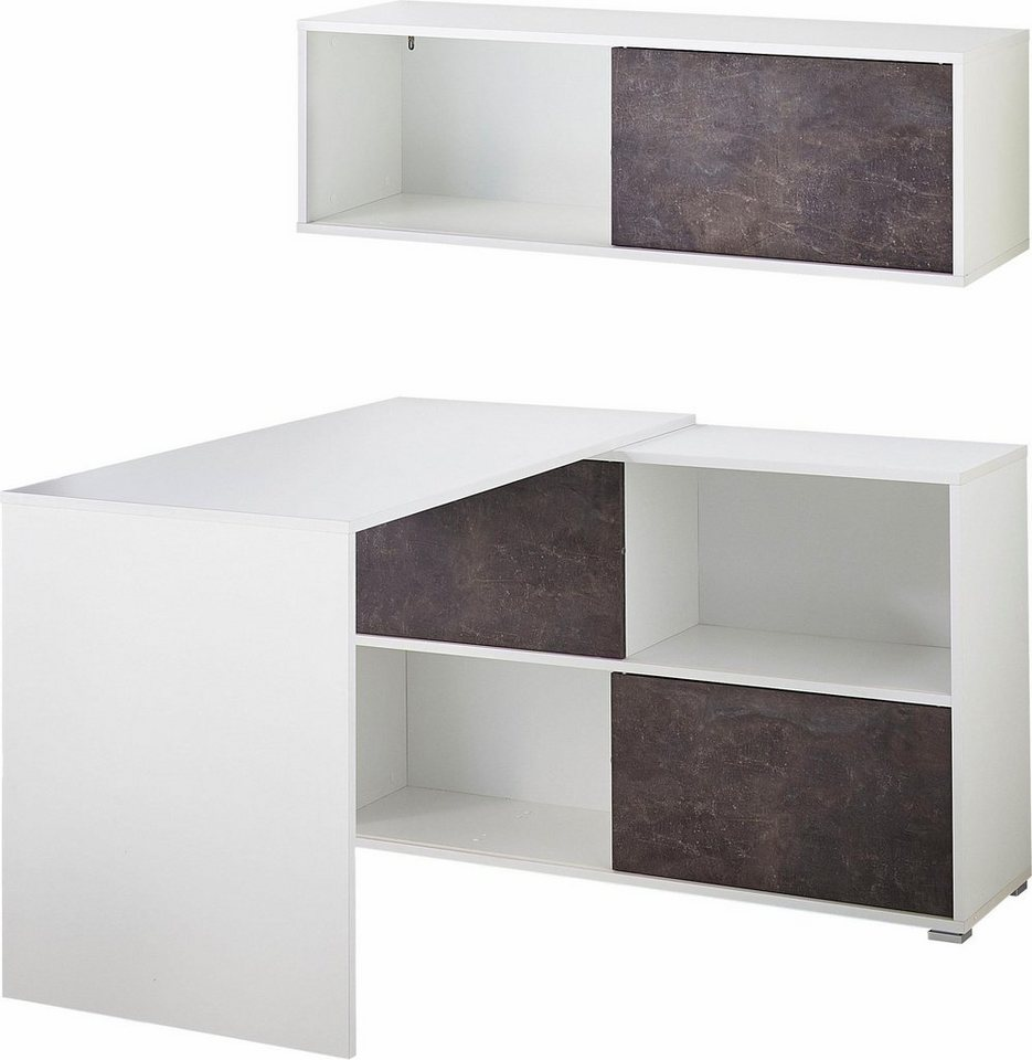 Büromöbel Sets - GERMANIA Büro Set »Altino«, (Set, 2 tlg)  - Onlineshop OTTO