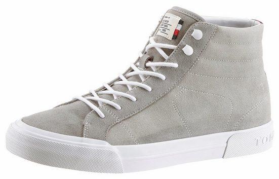 Tommy Hilfiger Y2285ARMOUTH 3B Sneaker, mit Logo-Patch an der Ferse