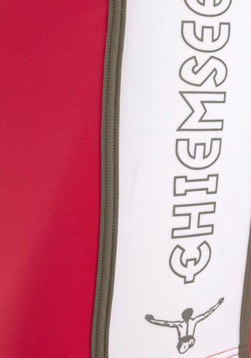 Chiemsee, Boxer-Badehose mit Kontrasteinsätzen
