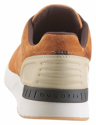 Bugatti Sneaker, With Comfortable Soft Fit-function