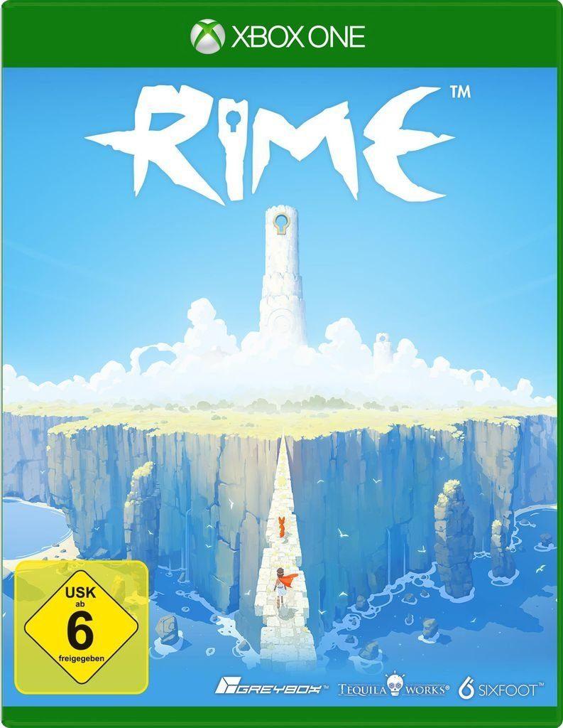 U&I XBOX One - Spiel »RiME«
