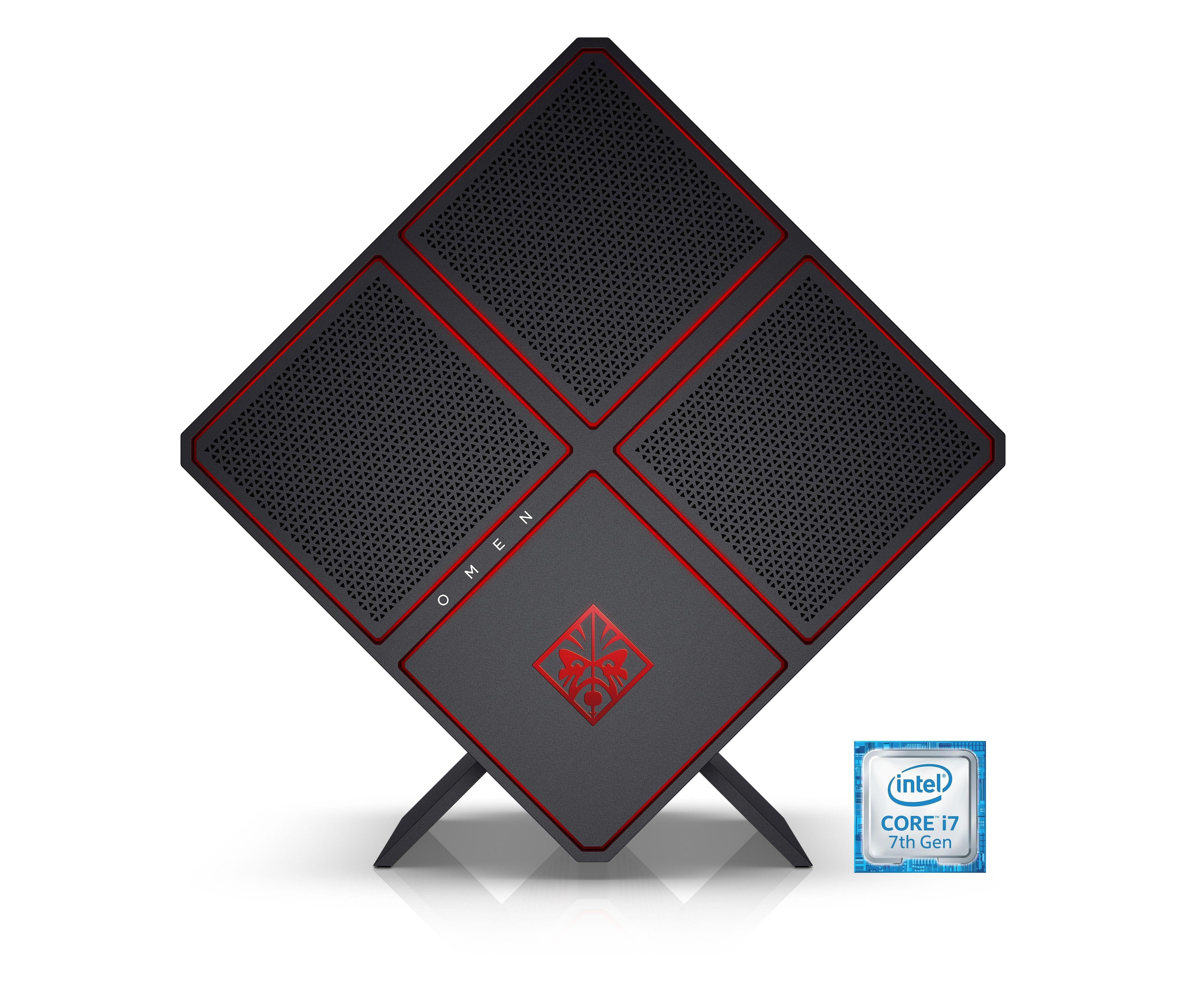 HP OMEN X by HP 900-154ng Gaming-Desktop »Intel Core i7, 2 TB + 256 GB, 16 GB, GTX 1070«