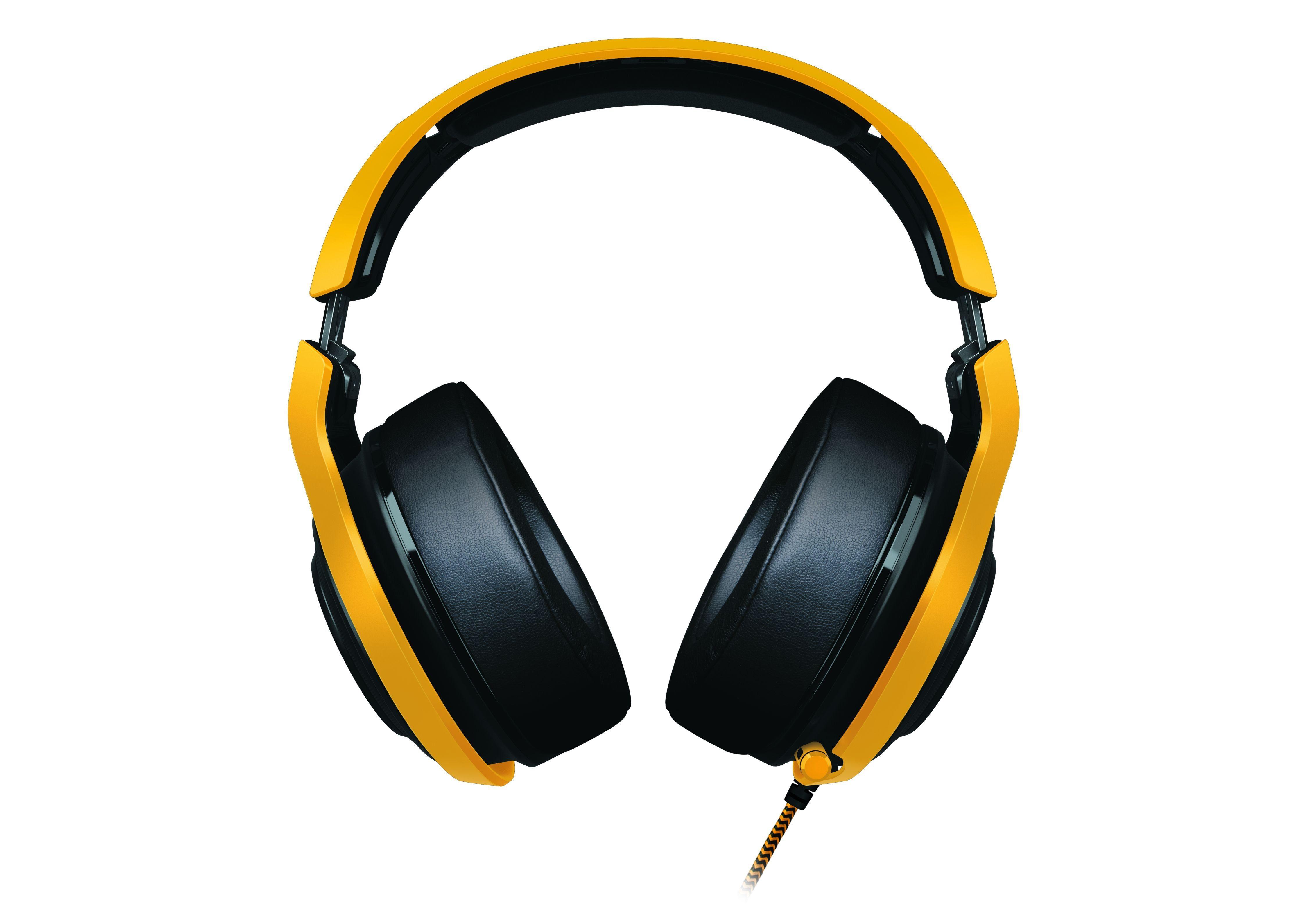 RAZER ManO'War Gaming-Headset »Overwatch Edition«