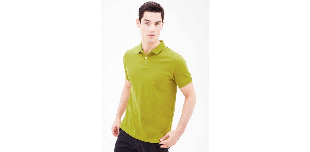 s.Oliver RED LABEL Poloshirt aus Baumwoll-Piqué Verkauf Countdown-Paket Günstig Kaufen Visum Zahlung KjB2vqPv