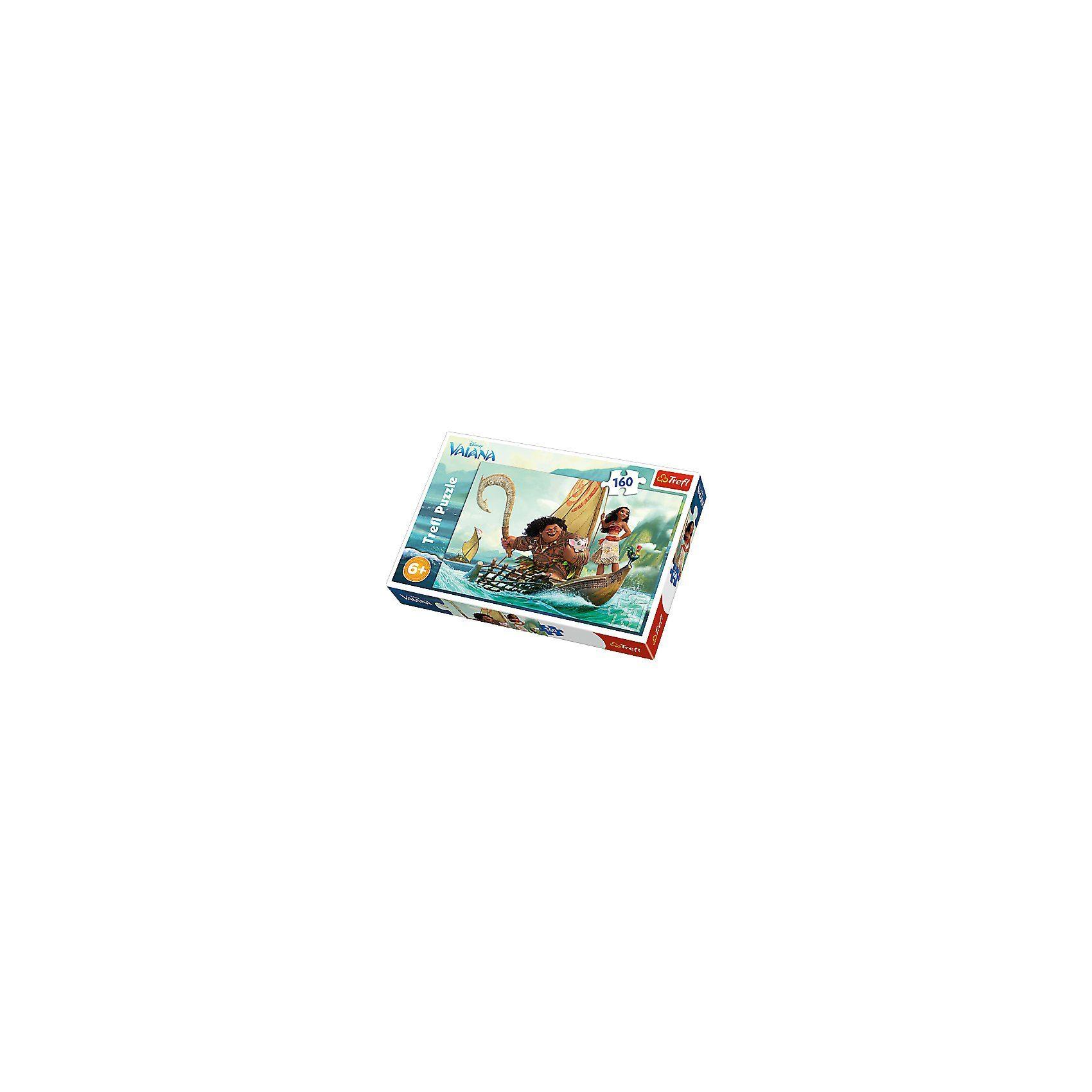 Trefl Puzzle 160 Teile - Vaiana
