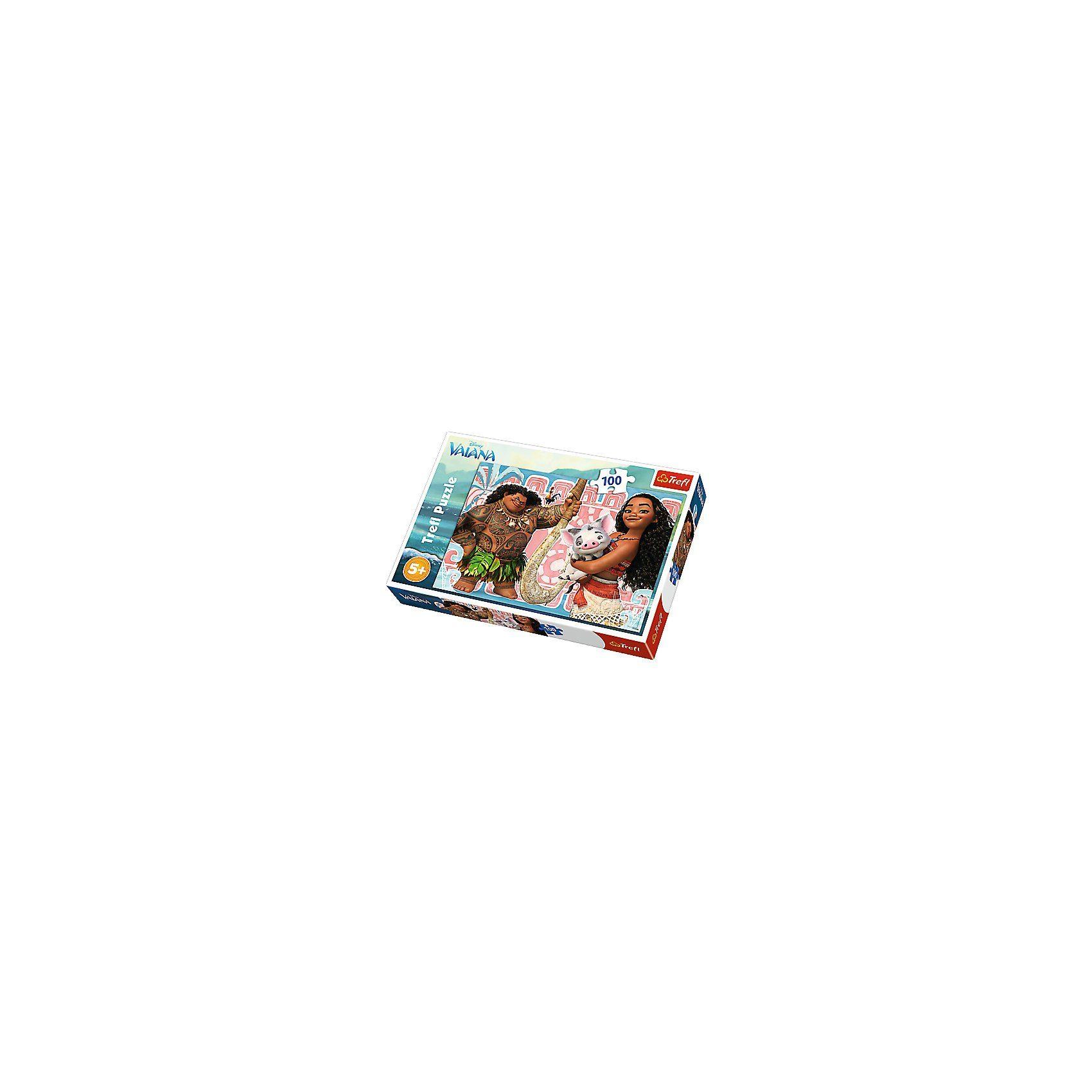 Trefl Puzzle 100 Teile - Vaiana