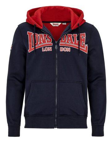 Lonsdale Jacket With Kangaroo Pocket Hospital