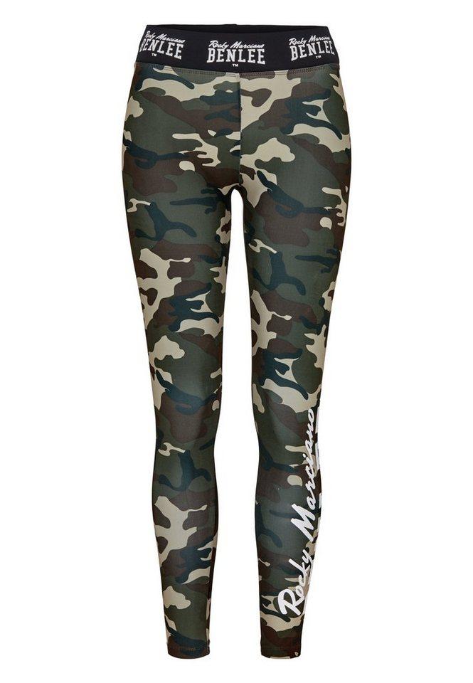 53df132fbdc8 Benlee Rocky Marciano Funktions-Leggings im Military-Design »PATTY LYNN«