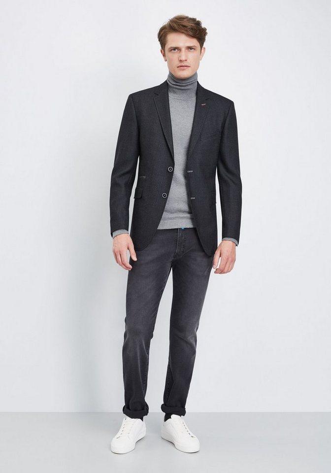 PIERRE CARDIN Woll-Sakko »Arnaud« in schwarz