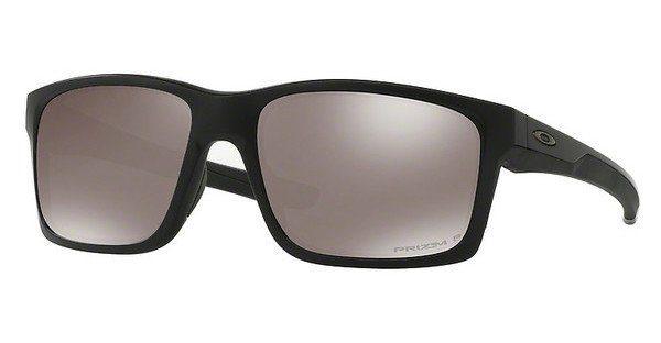 Oakley Herren Sonnenbrille »MAINLINK OO9264«, schwarz, 926413 - schwarz/ lila