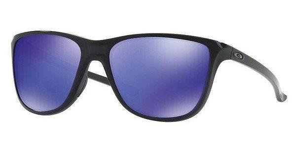 Oakley Damen Sonnenbrille »REVERIE OO9362«, schwarz, 936203 - schwarz/lila
