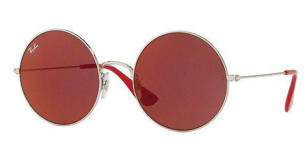 RAY-BAN Damen Sonnenbrille »Ja-jo RB3592« - broschei
