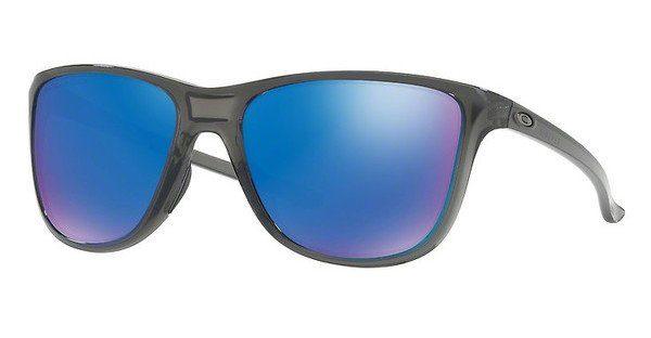Oakley Damen Sonnenbrille »REVERIE OO9362«, grau, 936206 - grau/blau