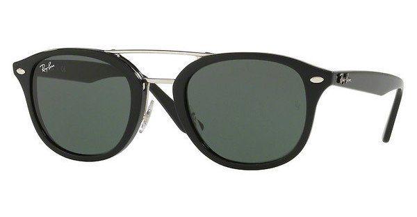 RAY BAN RAY-BAN Sonnenbrille » RB2183«, braun, 12268G - braun/schwarz