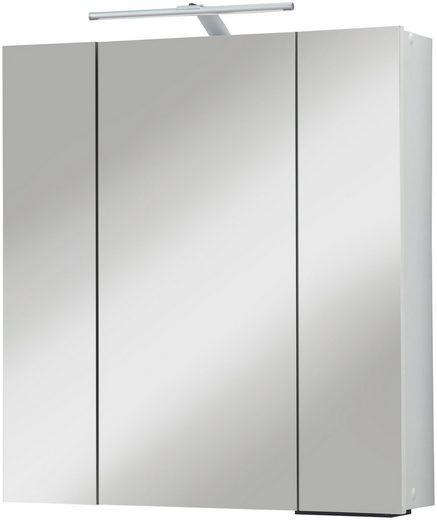 KESPER Spiegelschrank , Breite 65 cm, mit LED-Beleuchtung