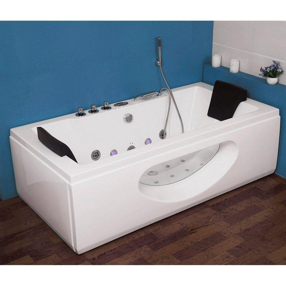 Beliebt Whirlpool-Badewanne & Whirlpoolwanne kaufen | OTTO SC45