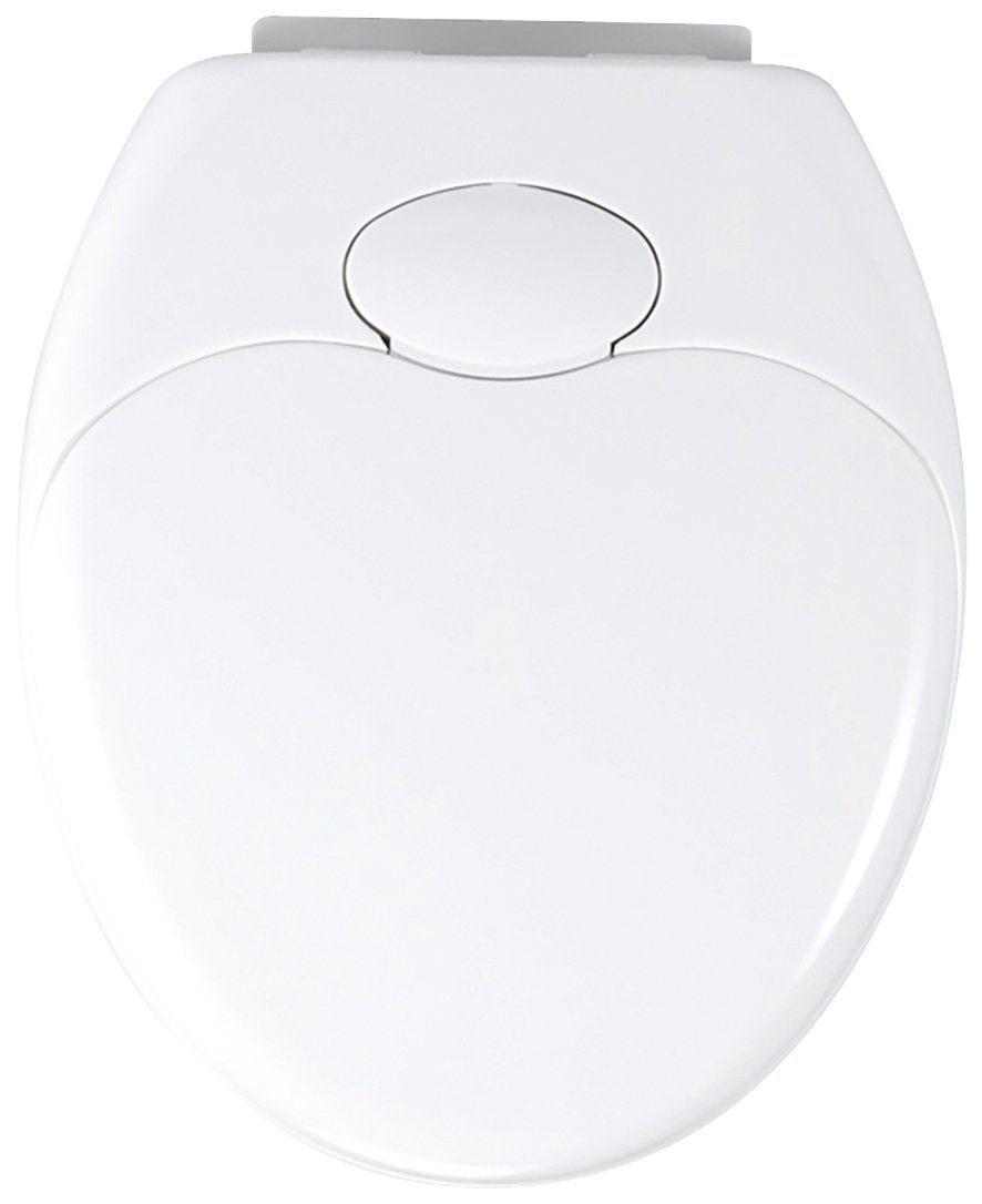 Wenko WC-Sitz »Family«, Mit Absenkautomatik