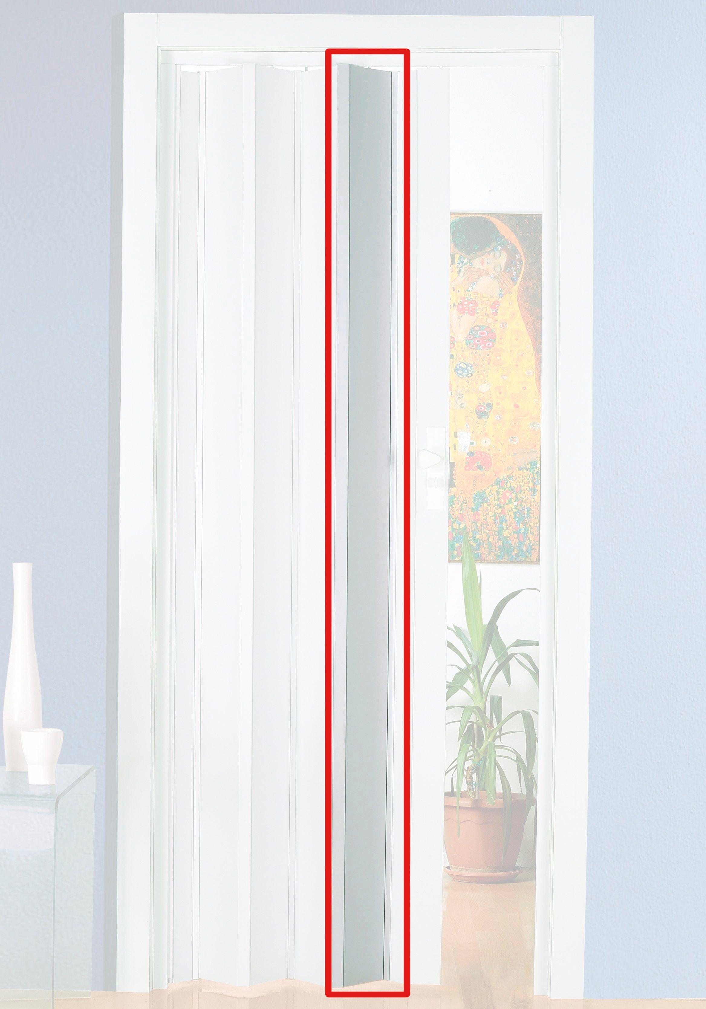 Türerweiterung »Luciana«, Zusatz-Lamelle für Falttür, BxH: 15x202 cm, kürzbar