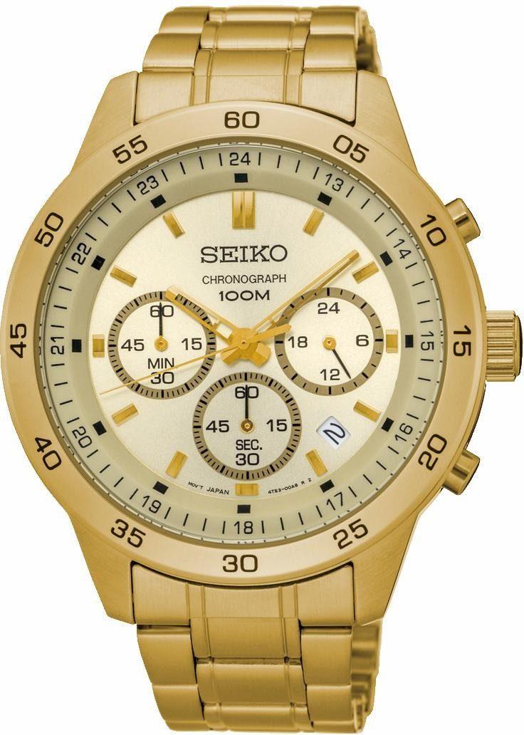 Seiko Chronograph »SKS526P1«