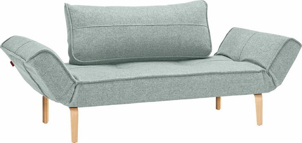 Innovation schlafsofa zeal im scandinavian design bow for Schlafsofa zeal