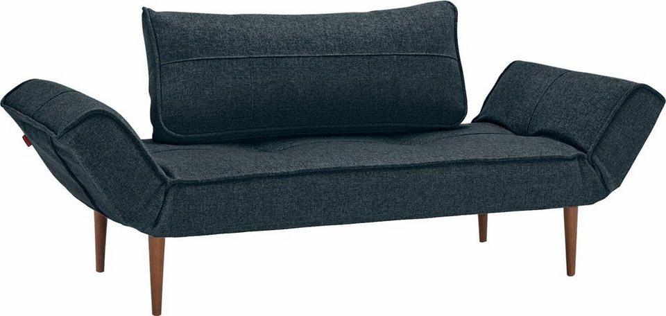 Innovation Schlafsofa Zeal Im Scandinavian Design Styletto Beine