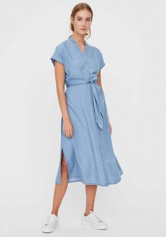 Vero Moda Džinsinė suknelė »VMSAGA«