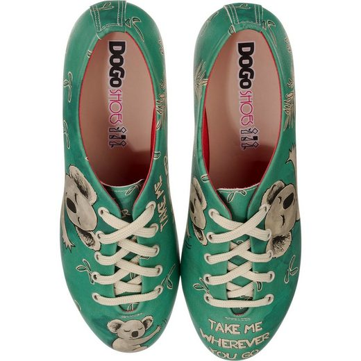 Dogo Shoes Koala Hug Halbschuhe