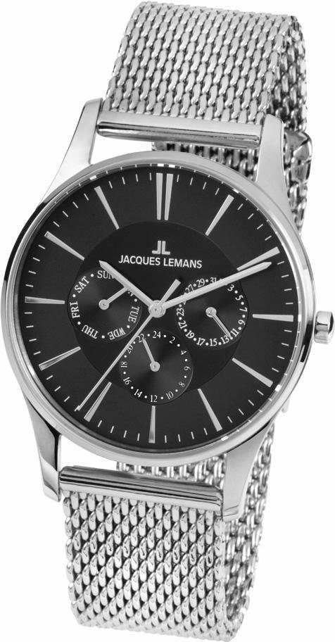 Jacques Lemans Sports Multifunktionsuhr »London, 1-1929G«