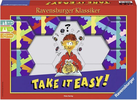 Ravensburger Spiel, »Take it easy!«, Made in Europe
