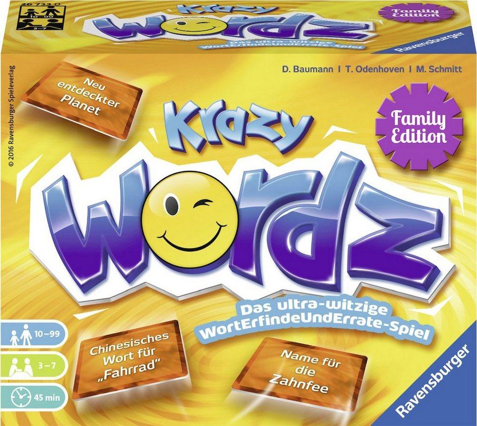 Wordz Spiel