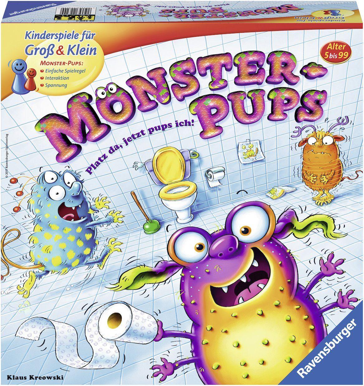 Ravensburger Brettspiel, »Monster Pups«