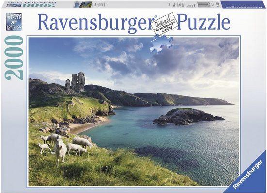 Ravensburger Puzzle »Die grüne Insel«, 2000 Puzzleteile