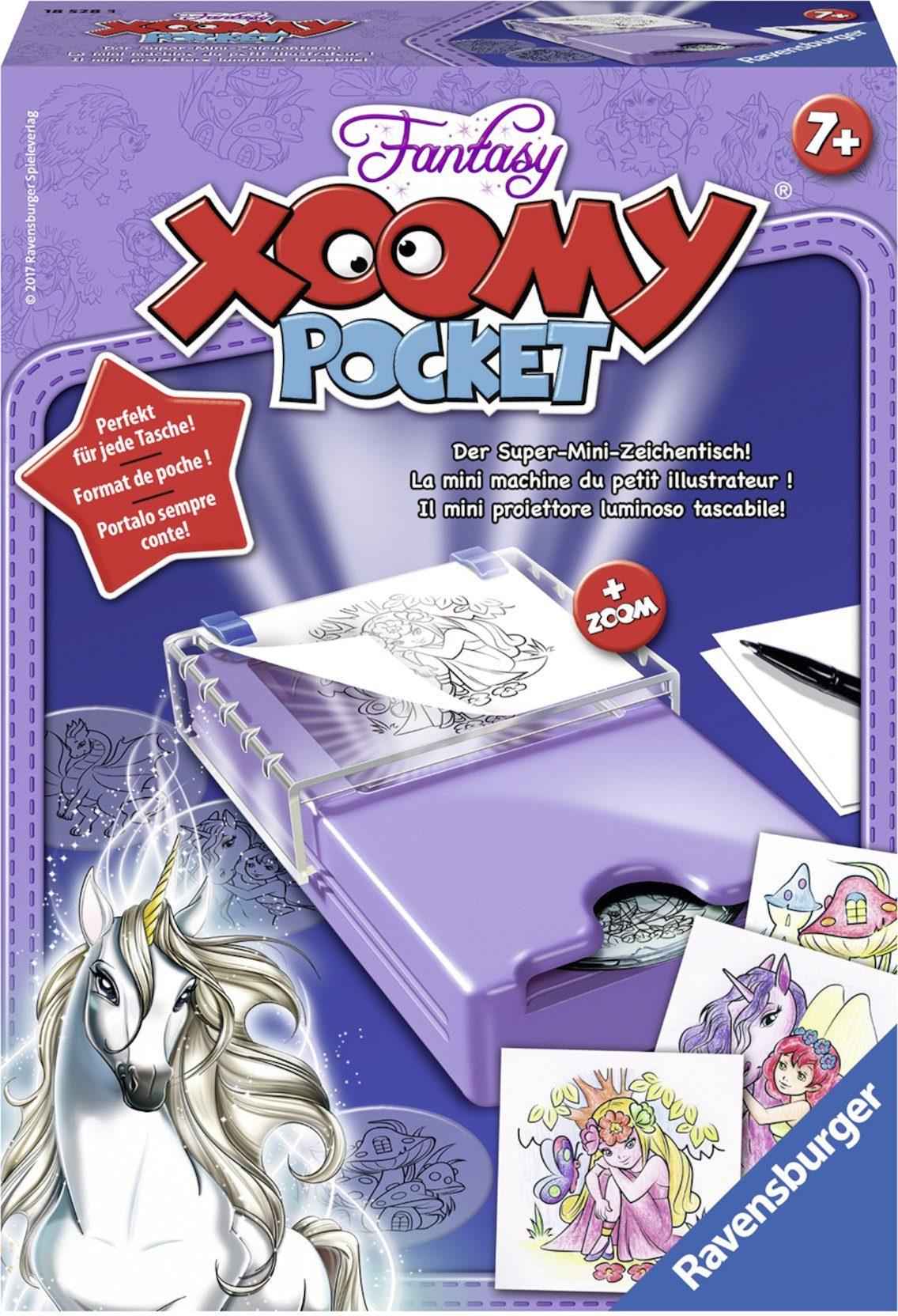 Ravensburger Zeichentisch, »Xoomy® Pocket Fantasy«