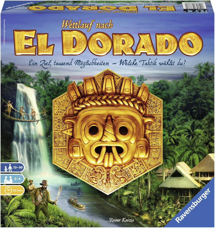 Ravensburger Brettspiel, »Wettlauf nach El Dorado«