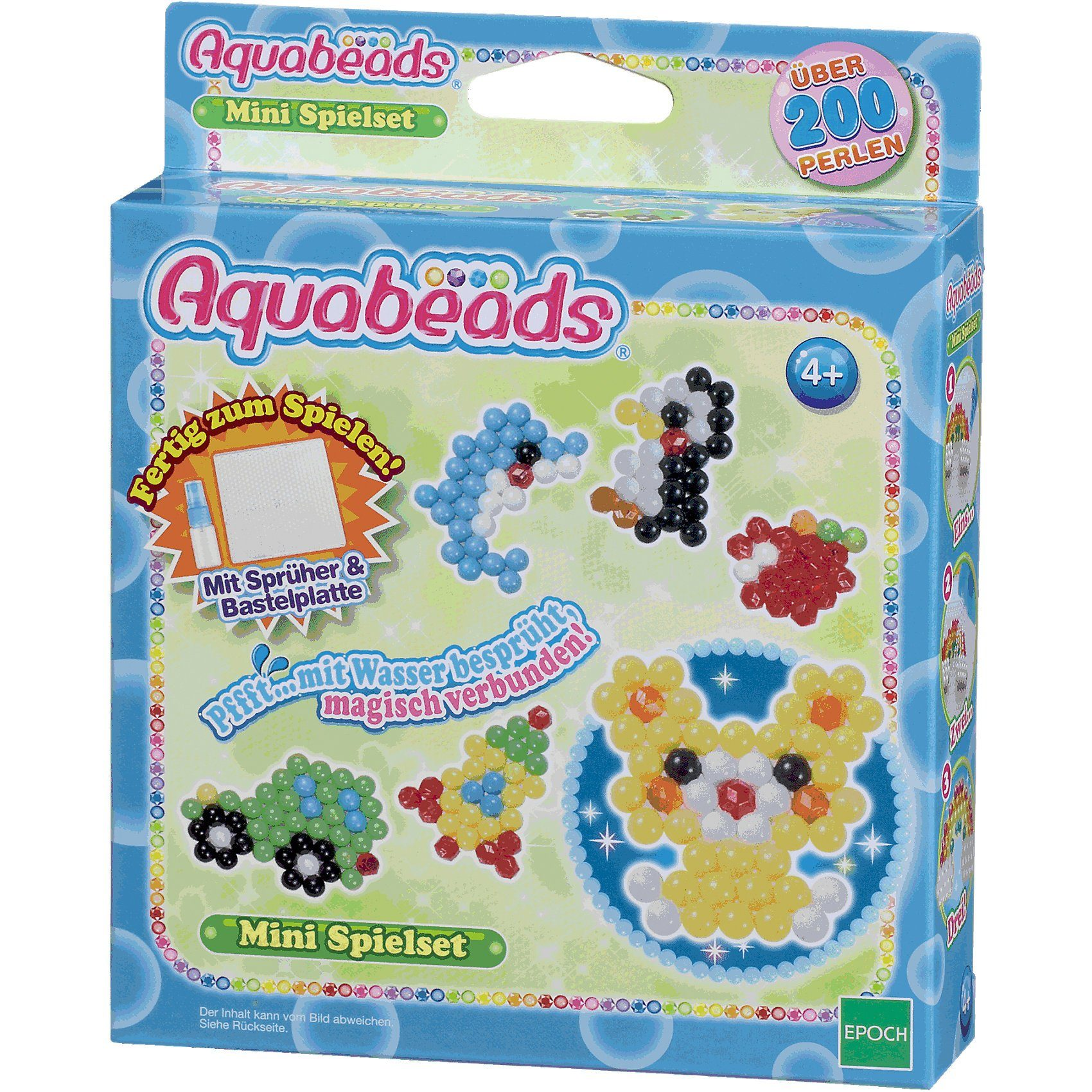 Epoch Traumwiesen Aquabeads Mini Spielset