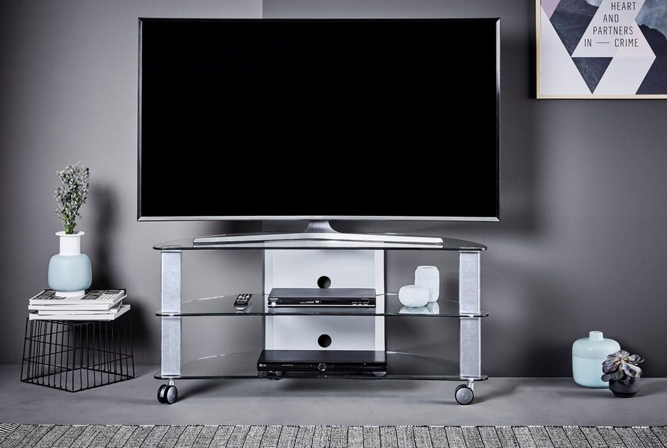 jahnke lcd tv m bel breite 110 cm online kaufen otto. Black Bedroom Furniture Sets. Home Design Ideas