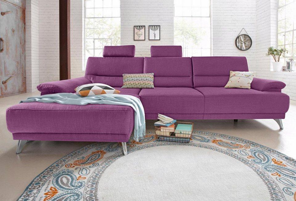 sit more polsterecke inklusive sitztiefenverstellung online kaufen otto. Black Bedroom Furniture Sets. Home Design Ideas