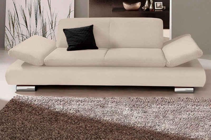 Max Winzer® 2,5-Sitzer »Toulouse«, mit klappbaren Armlehnen, Breite 224 cm