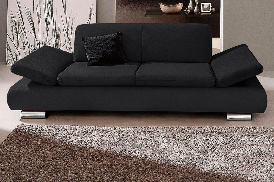 max winzer 2 5 sitzer sofa toulouse mit klappbaren. Black Bedroom Furniture Sets. Home Design Ideas